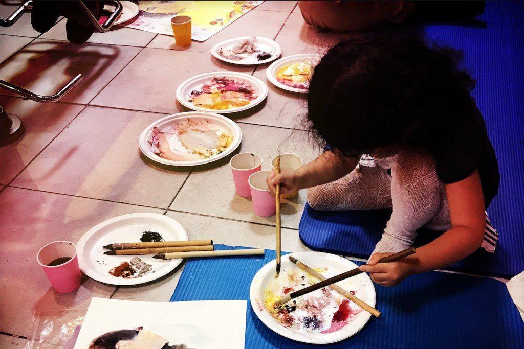「お絵描き体験教室」ご参加ありがとうございました!