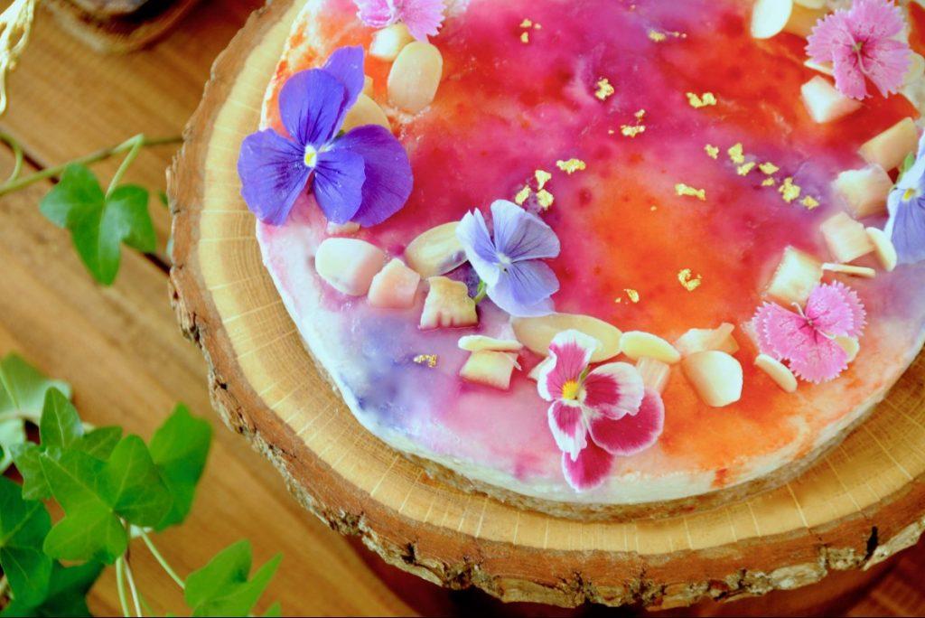 やさいいろヴィーガンアイスケーキの作り方by高梨亜里さん