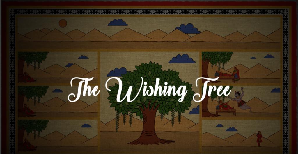 《動画付》📖インドの民話📖The wishing tree